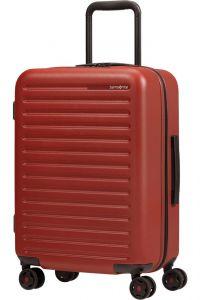 Samsonite Kabinový cestovní kufr StackD EXP 35/42 l – červená