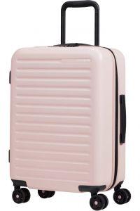 Samsonite Kabinový cestovní kufr StackD EXP 35/42 l – růžová
