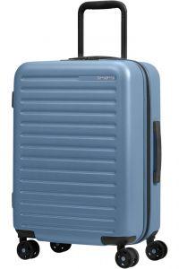 Samsonite Kabinový cestovní kufr StackD EXP 35/42 l – světle modrá