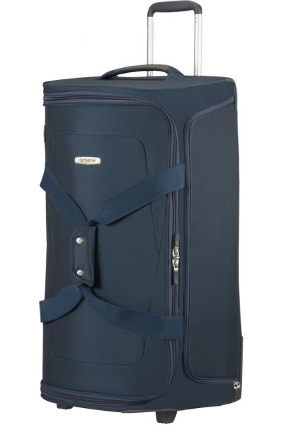 Samsonite Cestovní taška na kolečkách Spark SNG 107,5 l – modrá