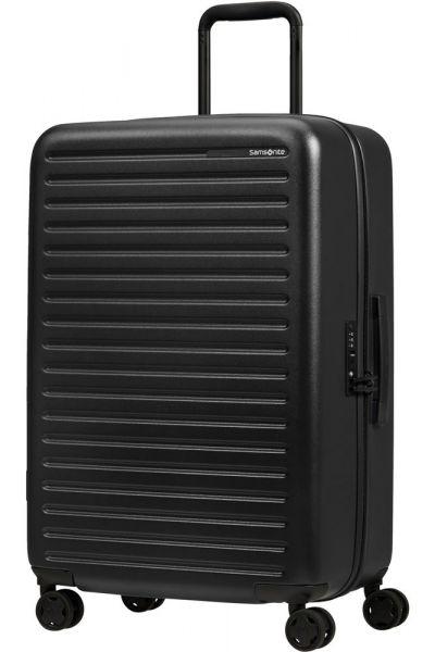 Samsonite Skořepinový cestovní kufr StackD 71 l – černá