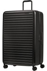 Samsonite Skořepinový cestovní kufr StackD 126 l – černá