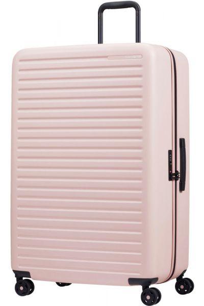 Samsonite Skořepinový cestovní kufr StackD 126 l – růžová