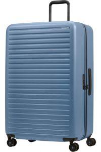Samsonite Skořepinový cestovní kufr StackD 126 l – světle modrá