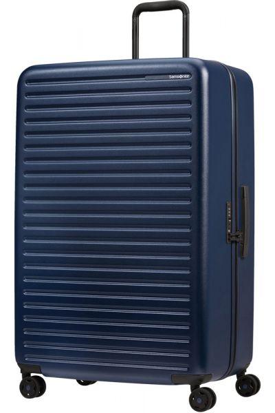Samsonite Skořepinový cestovní kufr StackD 126 l – tmavě modrá