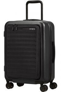 Samsonite Kabinový cestovní kufr StackD EXP Easy Access 39/46 l – černá