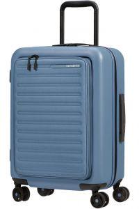 Samsonite Kabinový cestovní kufr StackD EXP Easy Access 39/46 l – světle modrá