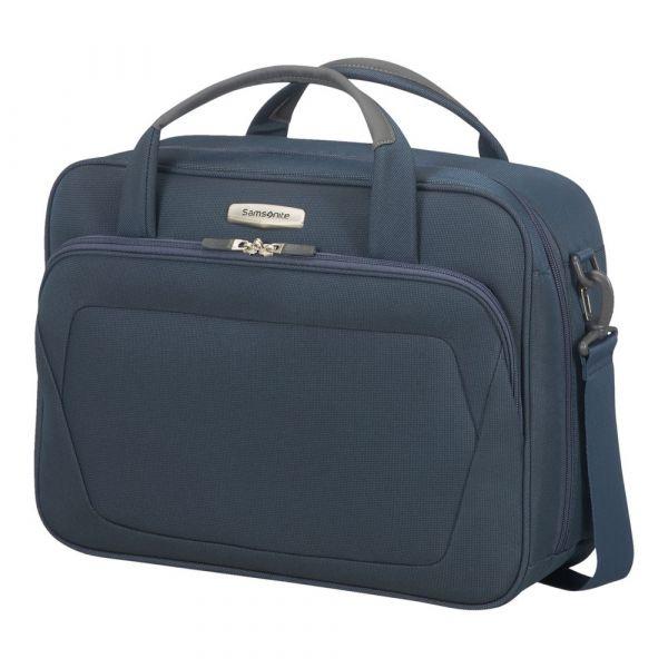 Samsonite Palubní taška přes rameno Spark SNG – modrá