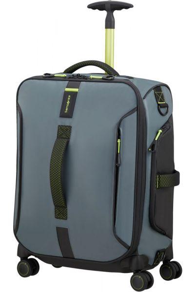 Samsonite Kabinový cestovní kufr Paradiver Light 50 l – šedá