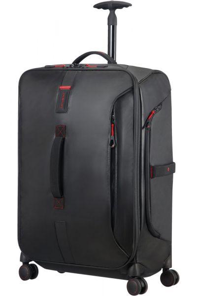 Samsonite Cestovní kufr Paradiver Light 80 l – černá