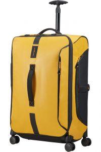 Samsonite Cestovní kufr Paradiver Light 80 l – žlutá