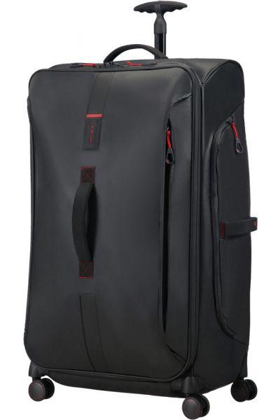 Samsonite Cestovní kufr Paradiver Light 125 l – černá