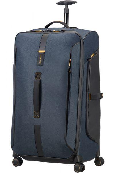 Samsonite Cestovní kufr Paradiver Light 125 l – modrá