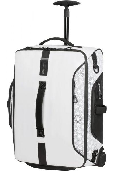 Samsonite Cestovní taška/batoh 2v1 Paradiver Star Wars 51 l – bílá/vzor