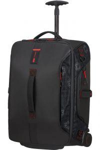 Samsonite Cestovní taška/batoh 2v1 Paradiver Star Wars 51 l – černá/vzor