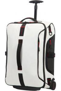 Samsonite Kabinová cestovní taška na kolečkách Paradiver Light 48,5 l – bílá