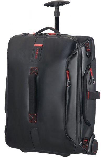 Samsonite Kabinová cestovní taška na kolečkách Paradiver Light 48,5 l – černá