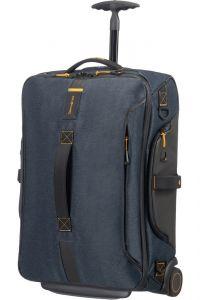 Samsonite Kabinová cestovní taška na kolečkách Paradiver Light 48,5 l – modrá