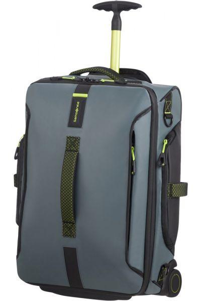 Samsonite Kabinová cestovní taška na kolečkách Paradiver Light 48,5 l – šedá