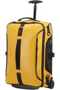 Samsonite Kabinová cestovní taška na kolečkách Paradiver Light 48,5 l – žlutá