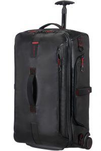 Samsonite Cestovní taška Paradiver Light 74,5 l – černá
