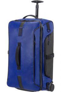 Samsonite Cestovní taška Paradiver Light 74,5 l – modrá