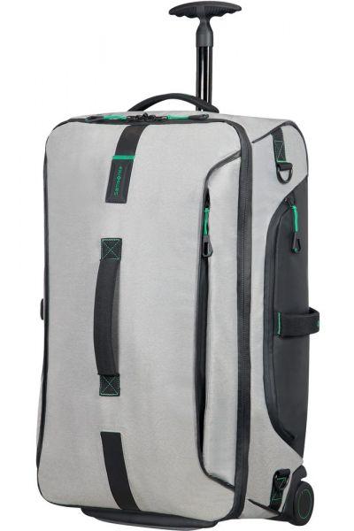 Samsonite Cestovní taška Paradiver Light 74,5 l – světle šedá
