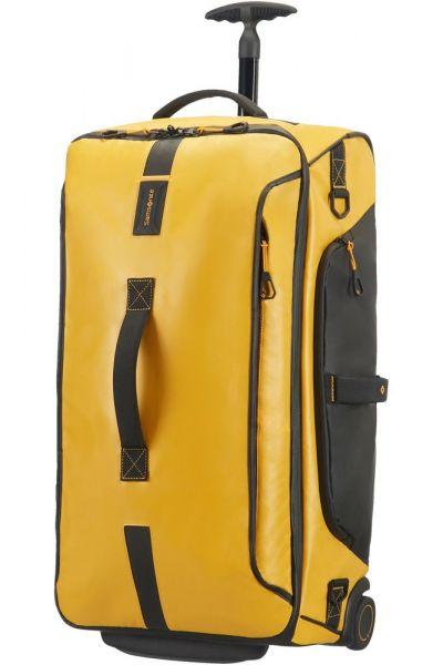 Samsonite Cestovní taška Paradiver Light 74,5 l – žlutá