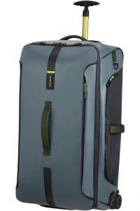 Samsonite Cestovní taška na kolečkách Paradiver Light 121,5 l – šedá