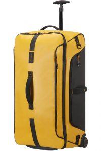 Samsonite Cestovní taška na kolečkách Paradiver Light 121,5 l – žlutá