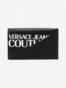 Cross body bag Versace Jeans Couture Černá 956501