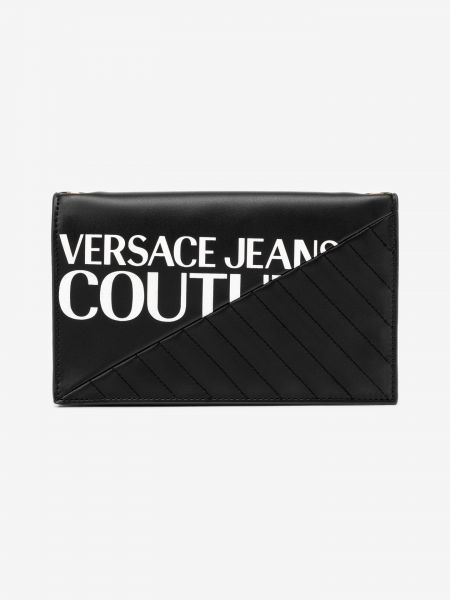 Cross body bag Versace Jeans Couture Černá 956501