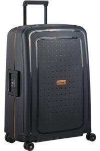 Samsonite Skořepinový cestovní kufr S'Cure Eco 79 l – černá