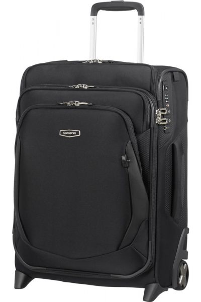 Samsonite Kabinový cestovní kufr Upright Toppocket X'Blade 4.0 44 l – černá