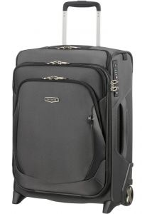Samsonite Kabinový cestovní kufr Upright Toppocket X'Blade 4.0 44 l – šedá