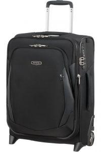 Samsonite Kabinový cestovní kufr Upright X'Blade 4.0 EXP 46/51,5 l – černá