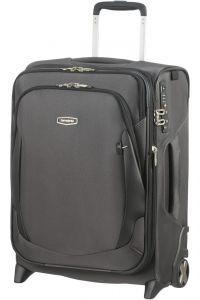 Samsonite Kabinový cestovní kufr Upright X'Blade 4.0 EXP 46/51,5 l – šedá