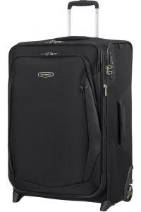 Samsonite Látkový cestovní kufr Upright X'Blade 4.0 EXP 91/99 l – černá
