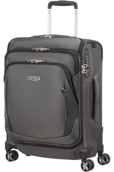 Samsonite Kabinový cestovní kufr Toppocket X'Blade 4.0 41 l – šedá