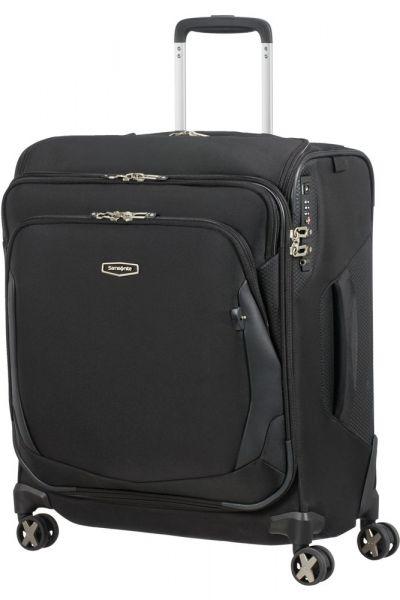Samsonite Kabinový cestovní kufr Toppocket X'Blade 4.0 57,5 l – černá