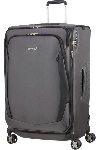Samsonite Látkový cestovní kufr X'Blade 4.0 EXP 118/127 l – šedá
