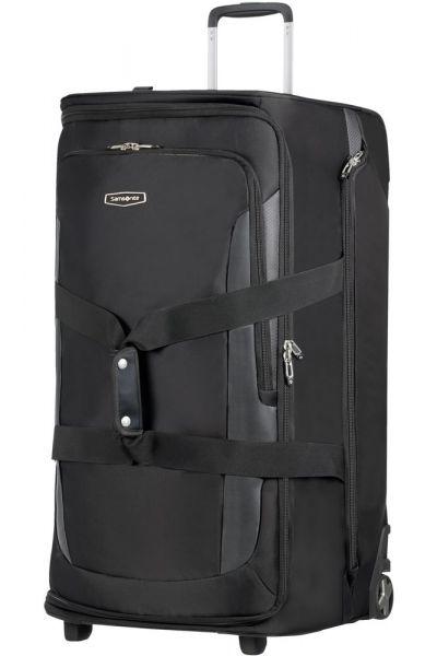 Samsonite Cestovní taška na kolečkách X'Blade 4.0 163 l – černá