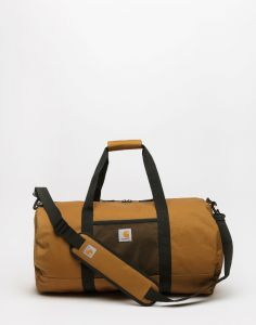 Carhartt WIP Wright Duffle Bag Hamilton Brown