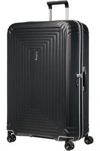 Samsonite Skořepinový cestovní kufr Neopulse DLX 124 l – matná titan