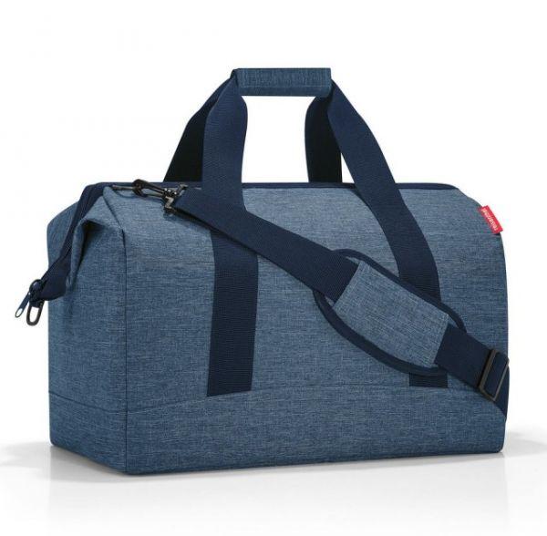 Cestovní taška Reisenthel Allrounder L Twist blue