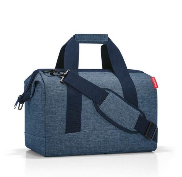 Cestovní taška Reisenthel Allrounder M Twist blue