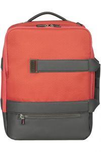 """Samsonite Batoh a taška na notebook 15,6"""" 3v1 Zigo 18 l – oranžová"""