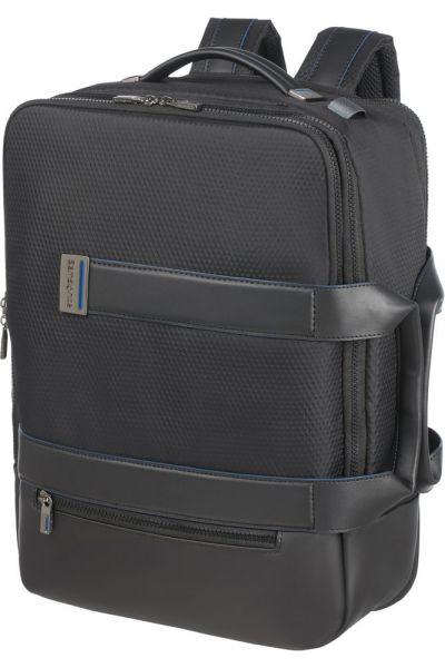 """Samsonite Batoh a taška na notebook 15,6"""" 3v1 Zigo EXP 23/28 l – černá"""