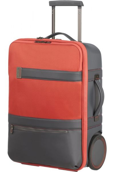Samsonite Cestovní taška na kolečkách Zigo 38 l – oranžová