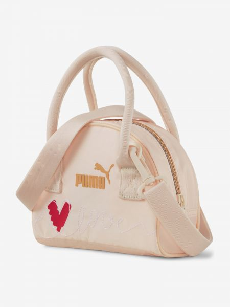 Valentines Mini Grip Cross body bag Puma Růžová 985166